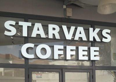 STARVAKS COFFEE